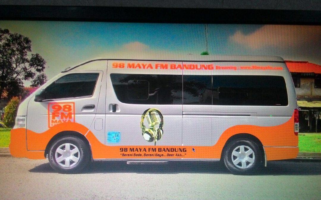 OB VAN MAYA FM